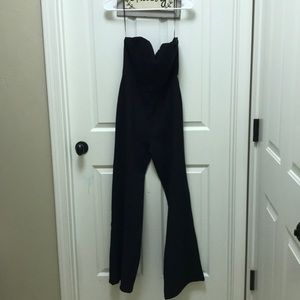 Forever 21 tube jumpsuit